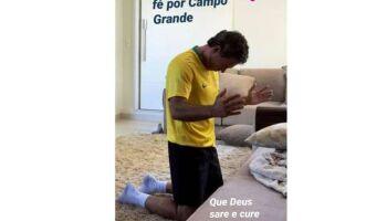 Marquinhos convoca, novamente, campo-grandenses para oração neste domingo
