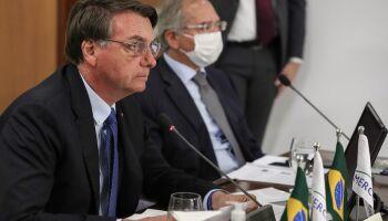 Paulo Guedes testa negativo para covid-19
