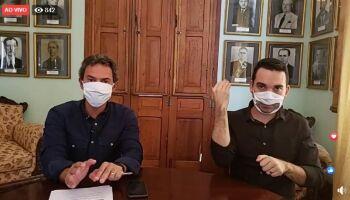 Com 70% de leitos ocupados na Capital, Marquinhos alerta para colapso na saúde