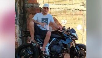 Família anuncia morte de jovem que bateu moto nas Moreninhas: 'alma já está junto do Pai'