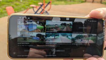 BOM EXEMPLO: moradores montam sistema de vigilância contra assaltos no São Conrado