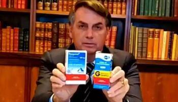 Na Lata: Covid de Bolsonaro é maior propaganda de cloroquina