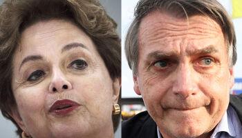 Na Lata: em 2015 Bolsonaro desejava morte de Dilma, já hoje...