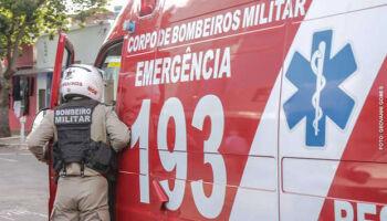 Homem finge pedido de socorro, xinga bombeiros e acaba preso em Campo Grande