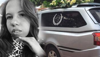 O ADEUS a Carla: emoção e família destroçada