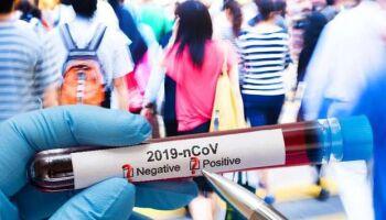 Crescimento do novo coronavírus está mais alto no centro-oeste