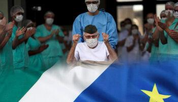 MAIS DA METADE: 5.736 pessoas já se curaram da Covid em MS