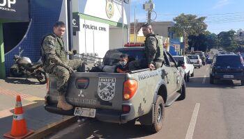 VÍDEO: Operação 'Bonde da Rua' mira membros de facção criminosa em MS
