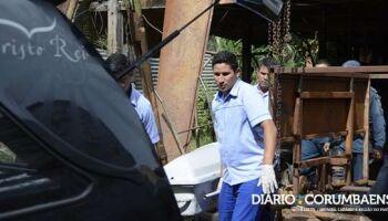 Homem é encontrado morto com tiro no pescoço em Corumbá
