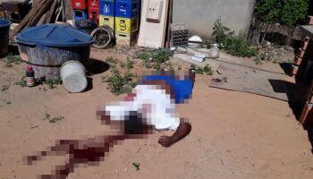 Gari é assassinado a tiros em Coxim
