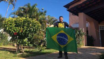 PF faz novas buscas na casa de jornalista bolsonarista preso em Campo Grande