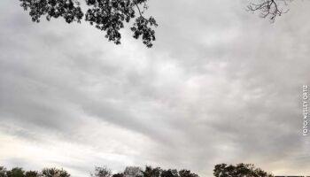 Sextou: MS terá baixas temperaturas, sem chuvas