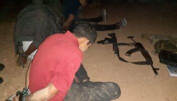 Grupo armado tenta resgatar brasileiros presos na fronteira