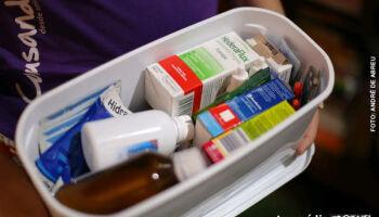 Kit prevenção à covid-19 só será prescrito por médico e autorizado por paciente
