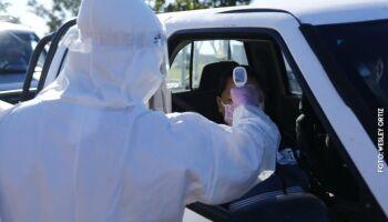 Com mais seis mortes, Mato Grosso do Sul passa dos 10,6 mil casos da covid-19