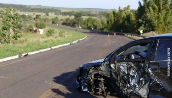 Cresce número de internados por acidentes e secretário faz alerta para poucas vagas de UTI
