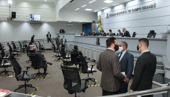 Lei de Diretrizes Orçamentárias da Capital é aprovada na Câmara