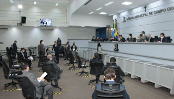 Câmara entra em recesso nesta semana em Campo Grande