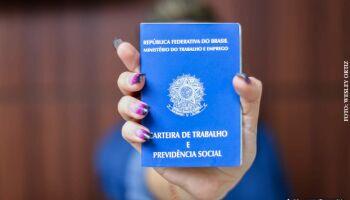 Brasil tem 3,9 milhões de pedidos de seguro-desemprego no primeiro semestre do ano