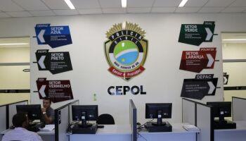 Após servidor testar positivo pra covid-19, Depac Cepol passa por descontaminação