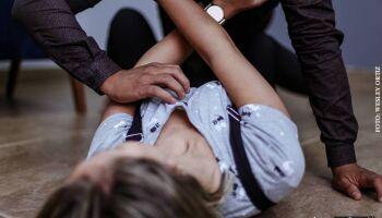 SE DEU MAL: covarde tenta estuprar segurança, é agredido e acaba preso