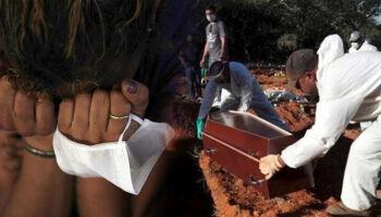 Idosa de 63 anos morre e pode ser 1ª vítima da Covid em Laguna Carapã
