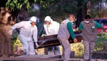 COVID-19: Brasil tem mais 37 mil casos e registra 1.091 novas mortes