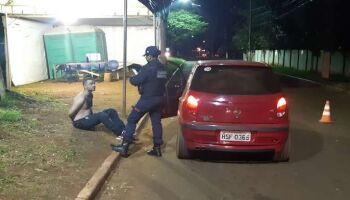 Ex-funcionário suspeito de matar secretário em Dourados é preso em barreira sanitária