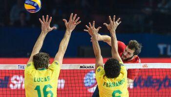 Campo Grande será sede da liga das nações de voleibol masculino em 2021