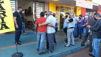 Assassino de secretário de Agricultura Familiar de Dourados é procurado pela polícia