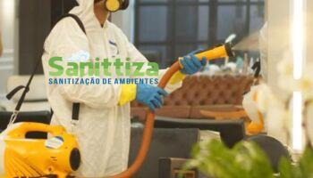 Empresa de sanitização é uma ótima opção para a saúde do seu empreendimento e da sua casa