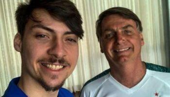 Após tirar sarro de doença, Jair Renan, filho 04 de Bolsonaro, é diagnosticado com covid