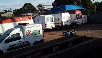 ABSURDO: denúncia diz que ambulâncias de Ribas estão sem combustível há dois dias