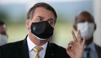 Sem provas, Revista garante que Bolsonaro pensou em invadir STF