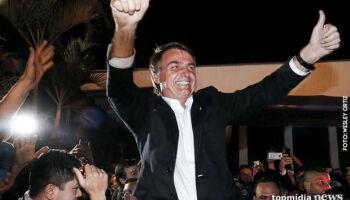 Bolsonaro confirma visita a Corumbá no dia 18, primeira vez como presidente