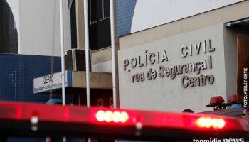 Rapaz é ameaçado de morte na frente dos familiares no Lageado