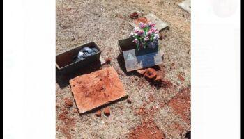 Cemitério diz que 'sumiço de cadáver' foi autorizado por filha, mas não evitou bizarrice em enterro