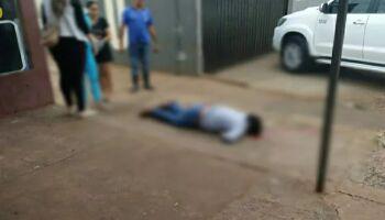 Homem de 40 anos é executado em conveniência em Ponta Porã