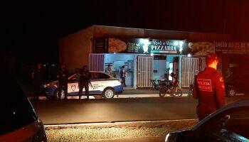Operação Toque de Recolher flagra 308 pessoas nas ruas e 32 comércios abertos