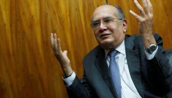 Gilmar Mendes manda soltar ex-ministro preso com dinheiro em caixa de gravata