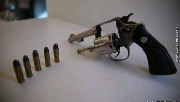 Casa de comerciante é alvo de disparos e polícia investiga