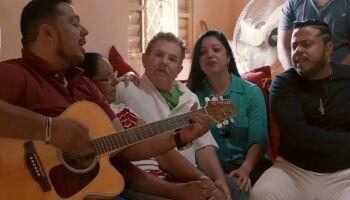 Dupla sertaneja de MS participa do Caldeirão do Huck e ganha presentes