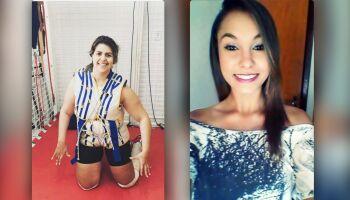 Vítima do trânsito há 11 anos, Rayssa lamenta morte de Bárbara: 'sonhos cancelados na flor da idade'
