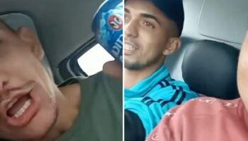 VÍDEO: filho de vereador rouba ambulância e faz farra com cerveja e amigos enquanto dirige