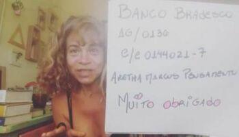 Filha de cantora Vanusa pede ajuda de R$ 150 mil para comprar casa para viver com a mãe