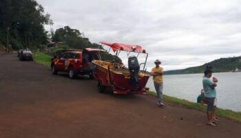 Criança cai no rio e desaparece na Barra do São Lourenço em Corumbá