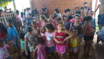 Dia das Crianças: Paulo procura voluntários para fazer alegria no Vespasiano Martins