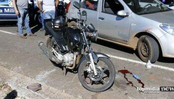 Rapaz é baleado enquanto caminha no Alves Pereira