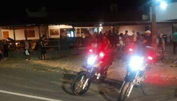 Toque de recolher? Nunca nem vi! Mais de 580 pessoas são flagradas nas ruas da Capital