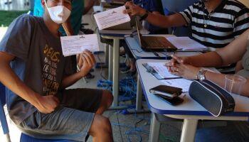 Prefeitura encaminha imigrantes e pessoas em situação de rua ao mercado de trabalho